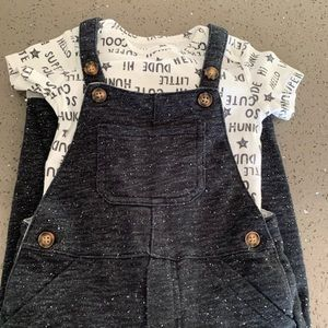 Carters overalls 24 months